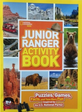 NG activity book
