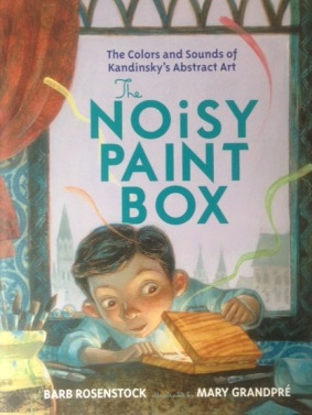 The Noisy Paintbox