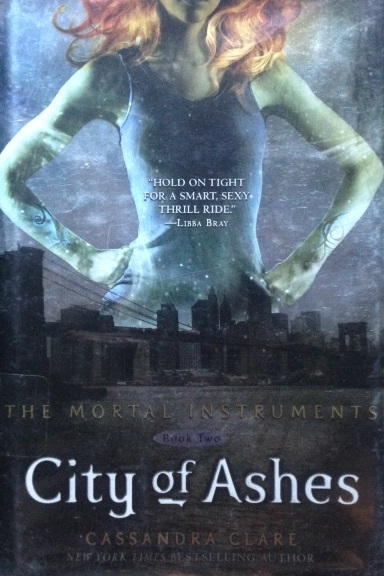 city of ashes characters - photo #11