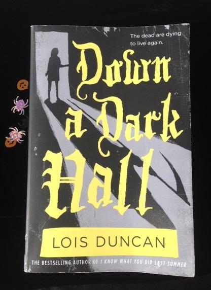 LOIS DUNCAN DOWN A DARK HALL EBOOK