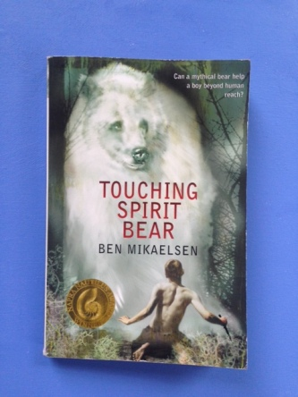 Touching the Spirit Bear