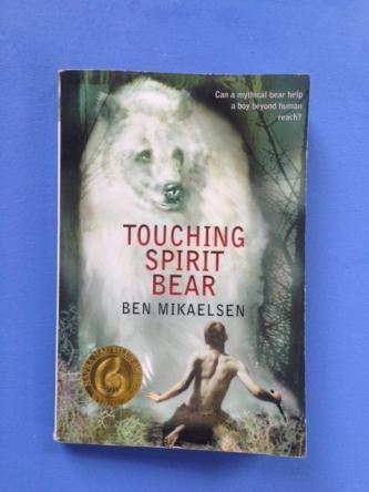 Touching the Spirit Bear