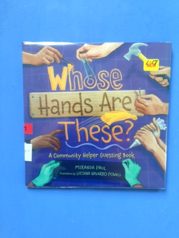 Whose Hands are These