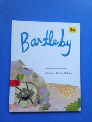 Bartleby by Kate Celauro and illustrated by Christy M. King