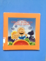 It's the Great Pumpkin Charlie Brown by Charles M. Schulz