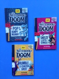 The Notebooks of Doom (Series)