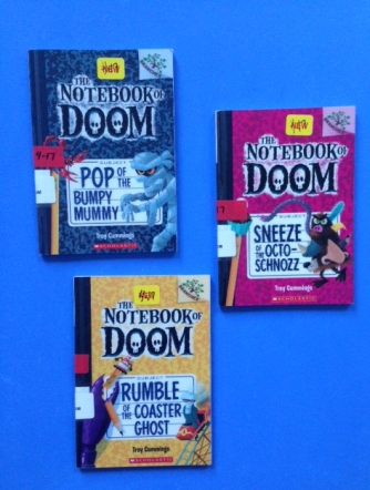 the notebook of doom