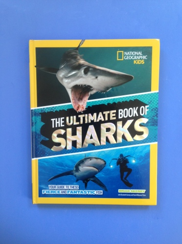 ultimate books of sharks
