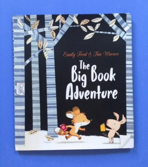 big book adventure