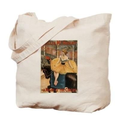 night circus bag